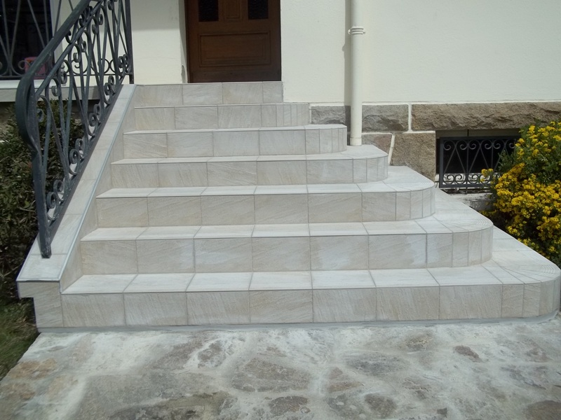 Carrelage Escalier Exterieur Antiderapant # Carrelage Exterieur Escalier  Pictures To Pin On Pinterest