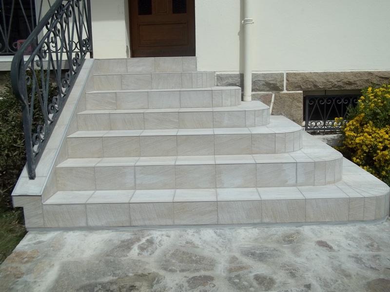 Carrelage Pour Escalier Exterieur : Carrelage Exterieur Escalier Pictures  To Pin On Pinterest
