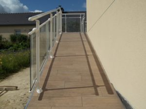 aménagement rampe